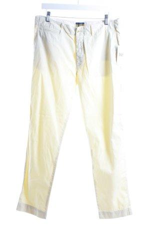 Ralph Lauren Chinohose blassgelb schlichter Stil