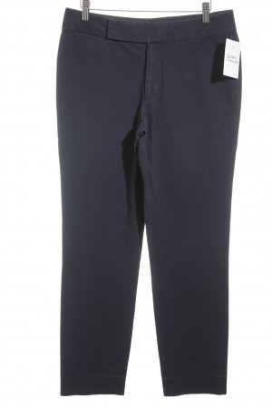 Ralph Lauren Chinohose dunkelblau Business-Look