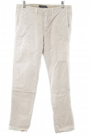 Ralph Lauren Chinos pale yellow boyfriend style