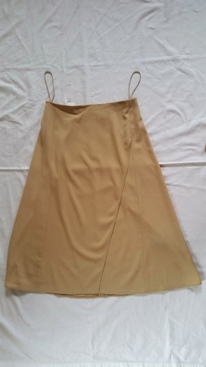Ralph Lauren Collection, Aiden Sand Skirt, beige, Schurwolle/Elasthan, 40 (US 10), neu, € 1.100,-