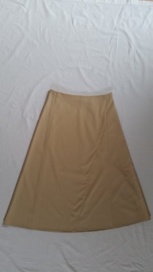 Ralph Lauren Collection, Aiden Virgin Wool Stretch Skirt, beige, 34, Schurwolle/Elasthan, neu, € 1.100,-