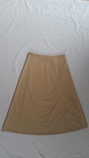 Ralph Lauren Collection, Aiden Virgin Wool Stretch Skirt, beige, 36, Schurwolle/Elasthan, neu, € 1.100,-
