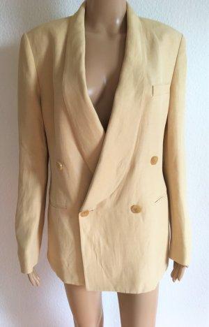 Ralph Lauren Collection, Blazer, desert, Azetat/Leinen, 38 (US 8), neu, € 2.000,-