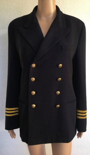 Ralph Lauren Collection, Blazer, navy, Wolle/Elasthan, 38 (US 8), neu, € 2.500,-