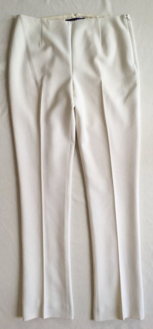 Ralph Lauren Collection, Hose, cream, 42 (US 12), Wolle/Elasthan, neuwertig, € 1.190,-