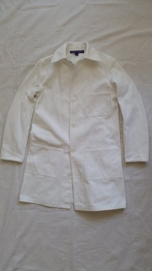 Ralph Lauren Collection, Jacke, weiß, 36, Baumwolle, neuwertig, € 2.000, -