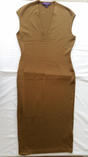 Ralph Lauren Collection, Kleid, braun, L, Merinowolle, € 2.200, -