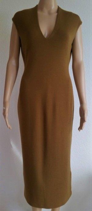 Ralph Lauren Collection, Kleid, braun, L, Merinowolle, neu, € 2.200, -
