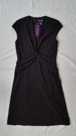 Ralph Lauren Collection, Kleid, schwarz, 40, Wolle/Elasthan, neu, € 2.500, -