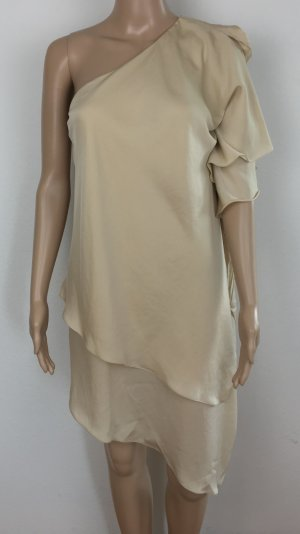 Ralph Lauren Collection, Leora One-Shoulder Top, dune, US 8 (38/40), neu, € 1.550,