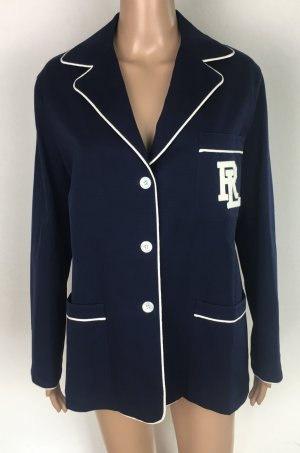 Ralph Lauren Collection, Portsmith Cotton Canvas Jacket, navy, US 4 (34/36), neu, € 1.500,-