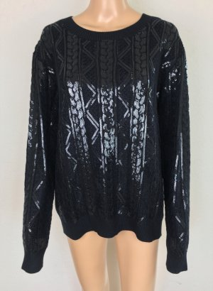 Ralph Lauren Collection, Pullover, navy, XL, Seide, neu, € 1.300,-