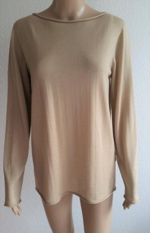 Ralph Lauren Collection, Pullover, sand, Cashmere/Seide, M, neu, € 650,-