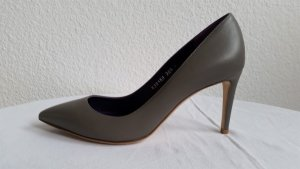 Ralph Lauren Collection, Pumps, Leder, smoke, EU 36,5, neu, € 550,-