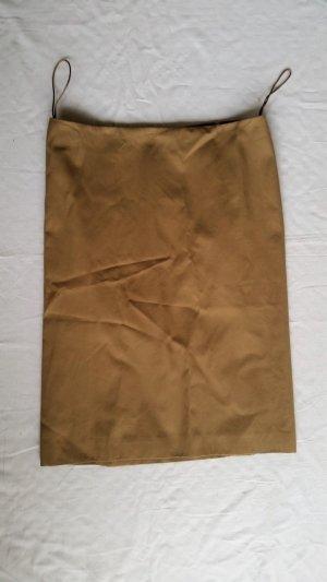 """Ralph Lauren Collection, Rock """"Cindy"""", tan, Baumwolle, 38 (US 8), neu, € 750,-"""