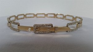 Ralph Lauren Chain Belt gold-colored