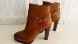 Ralph Lauren Collection, Stiefeletten, Leder, cognac, EU 40, neu, € 800,-