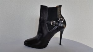 Ralph Lauren Collection, Stiefeletten, Leder, schwarz, 39, neu, € 900,-