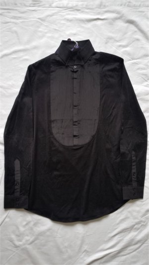Ralph Lauren Collection, Top, schwarz, Baumwolle/Seide, M, neu, € 600,-