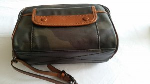 Ralph Lauren Collection, Travel Case, Camouflage, Canvas/Leder, neu, € 975,-