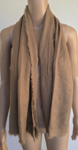 Ralph Lauren Collection, Tuch/Schal, Cashmere/Seide, braun, neu, € 500,-