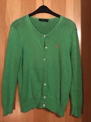 Lauren by Ralph Lauren Giacca in maglia verde