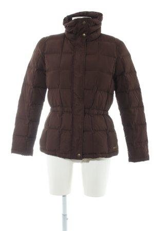 Ralph Lauren Down Jacket dark brown casual look