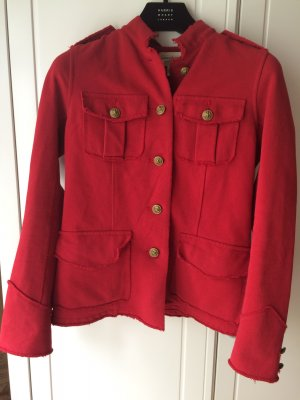 Denim & Supply Ralph Lauren Sweat Blazer red