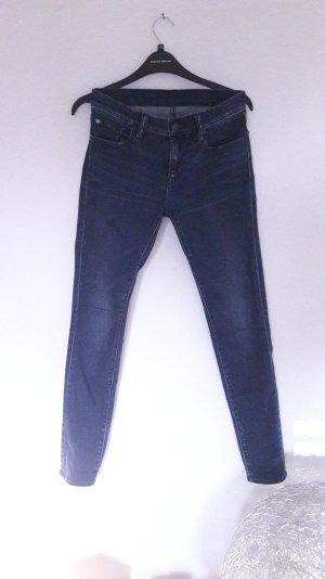 Ralph Lauren Denim & Supply Jeans Skinny Slim Fit Röhre 27/32