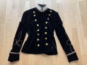 Ralph Lauren Denim & Supply Velvet Military Jacket