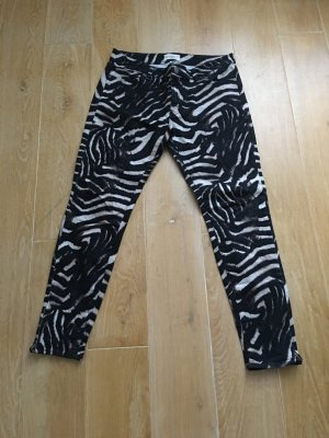 Ralph Lauren denim supply Zebra skinny denim jeans