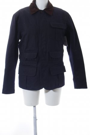 Ralph Lauren Double Jacket dark blue-brown classic style