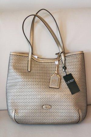 Ralph Lauren Exclusiv Shopper /Tragetasche/ Lochdesign/ Saint Tropez Traum NEU
