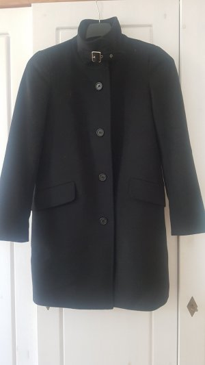Ralph Lauren Short Coat black mixture fibre