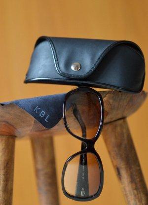 RALPH LAUREN Eyewear Sonnenbrille 60/15 Rotbraun Kunststoff Klassiker Verlaufsgläser KBL