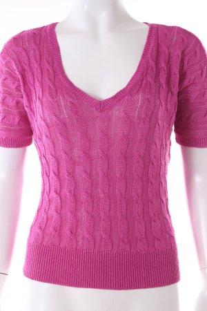 Ralph Lauren Feinstrickpullover pink