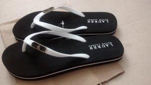 Ralph Lauren Flipflop Schuhe Zehentrenner Gr 38
