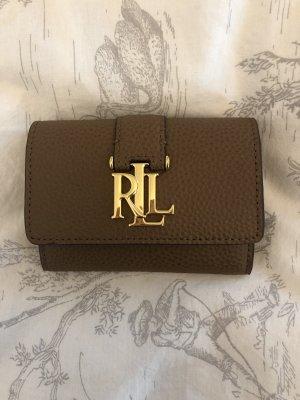 Ralph Lauren Geldbörse aus Echtleder