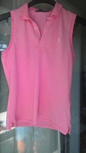 Ralph Lauren Golf rosa Gr. L neuwertig