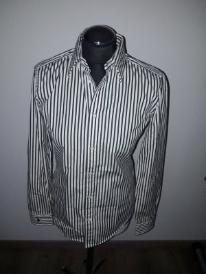 ralph lauren gr  6 schwarz weiß gestreift