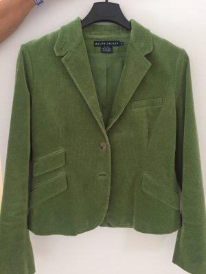 Ralph Lauren grünes Cordsacko ***ungetragen***