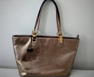 Ralph Lauren Handtasche in Gold (metallisch)