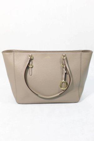 Ralph Lauren Handtasche in Taupe