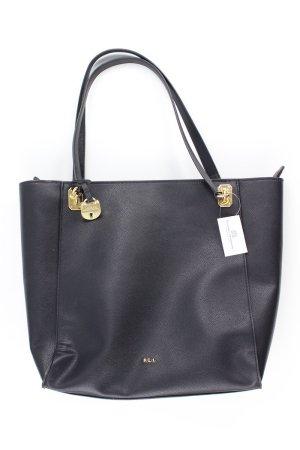 Ralph Lauren Handtasche schwarz
