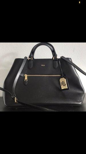 Ralph Lauren Handbag black leather