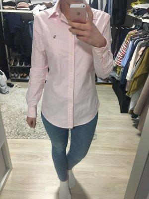 Lauren by Ralph Lauren Formal Shirt white-pink