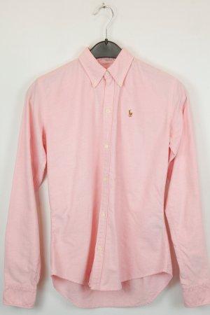 Ralph Lauren Hemd Bluse Gr. US 0 / dt 34 rosa