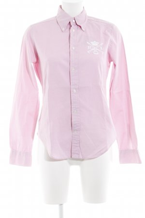 Ralph Lauren Hemd-Bluse hellrosa Business-Look