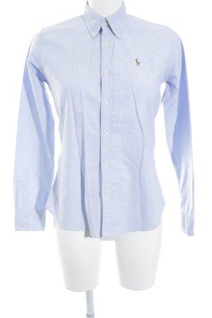 Ralph Lauren Hemd-Bluse himmelblau Business-Look