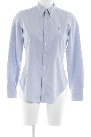 Ralph Lauren Hemd-Bluse mehrfarbig Boyfriend-Look
